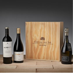 Wine gift box 3 bottles Bellcaire