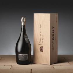 Siós Brut Blanc de Noirs 2014 Magnum en caja de madera