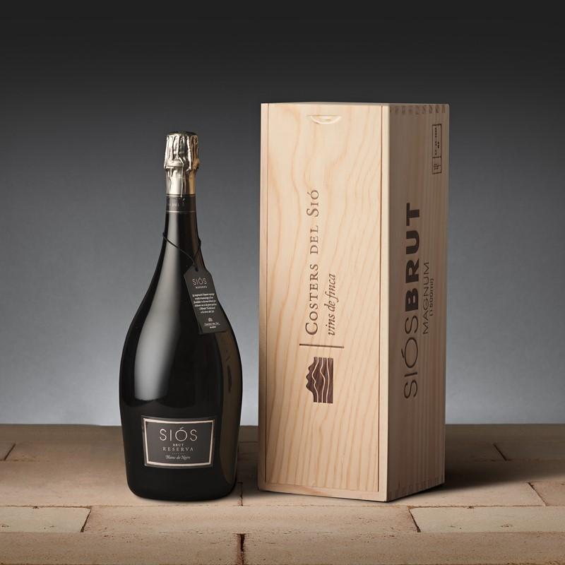 Siós Brut Blanc de Noirs 2014 Magnum   Wines for gift