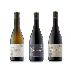 Wine Pack 3 bottles Celistia | Costers del Sió Winery | DO Costers del Segre