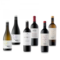 Lot de vins 6 ampolles Siós | Celler Costers del Sió | DO Costers del