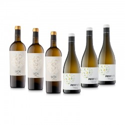 Wine Pack White Lovers 6 bottles | Costers del Sió Winery