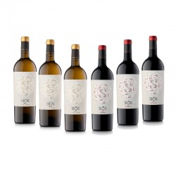 "Pack Vins Blancs i Negres ""Black&White"" 