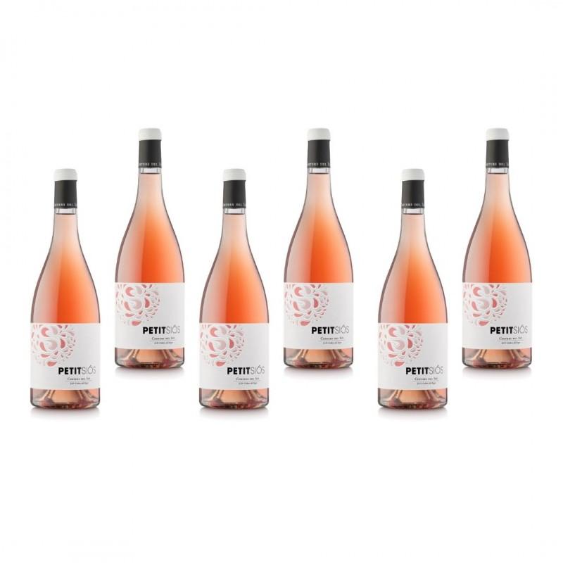 Pack Petit Siós Rosado 6 botellas | DO Costers del Segre