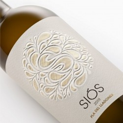 Wine gift | White Wine Siós Pla del Lledoner 2019 Label