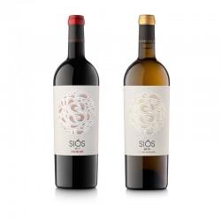 Lote de vinos 2 botellas Cubells