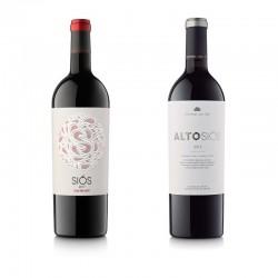 Lote de vinos para regalar Artesa | Bodegas Costers del Sió