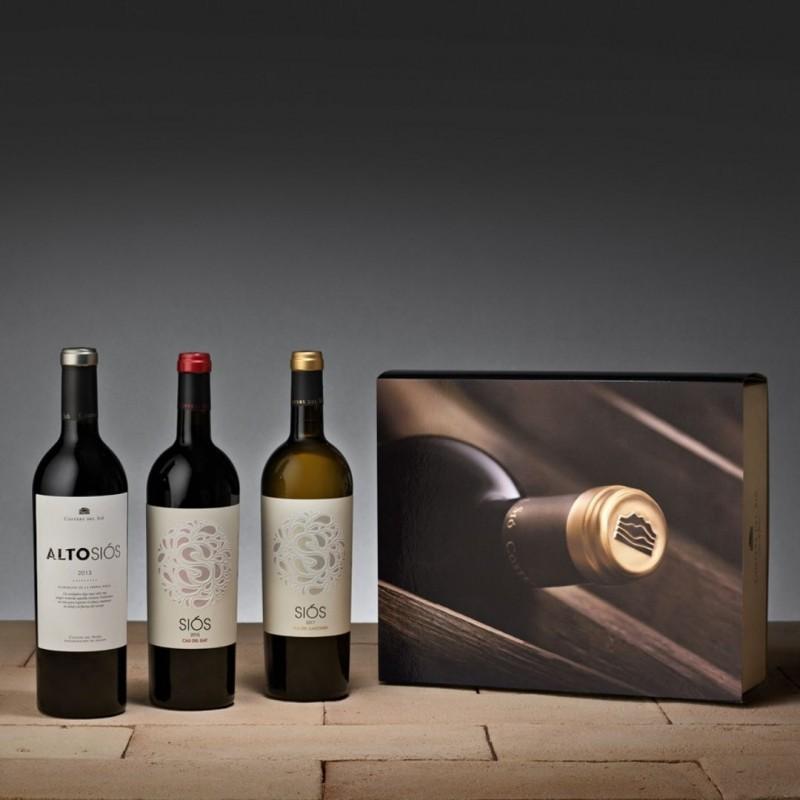 Lot de vins 3 ampolles Montgai | DO Costers del Segre