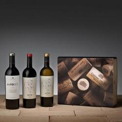 Wine gift box Montgai | Costers del Segre
