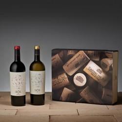 Lot de vins 2 ampolles Cubells