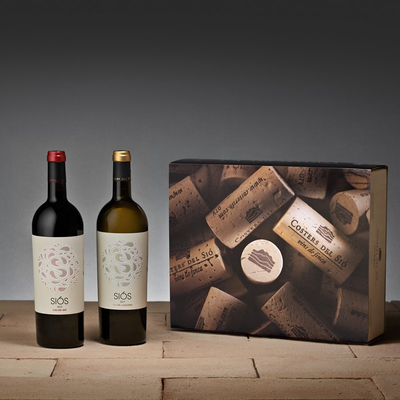 Wine gift box Cubells | Spanish Wines