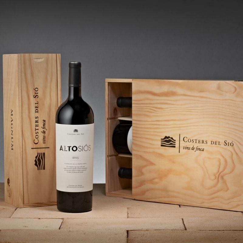 Alto Siós 2015 Magnum in wooden box 1 bottle