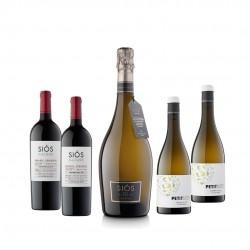 Pack Vins Revetlla | Celler Costers del Sió | DO Costers del Segre