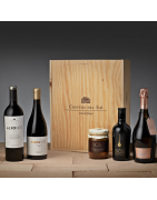 Wine Special Packaging   Wine Gift Boxes   Costers del Sió