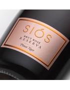 Comprar vino espumoso rosado | Costers del Sió | DO Costers del Segre