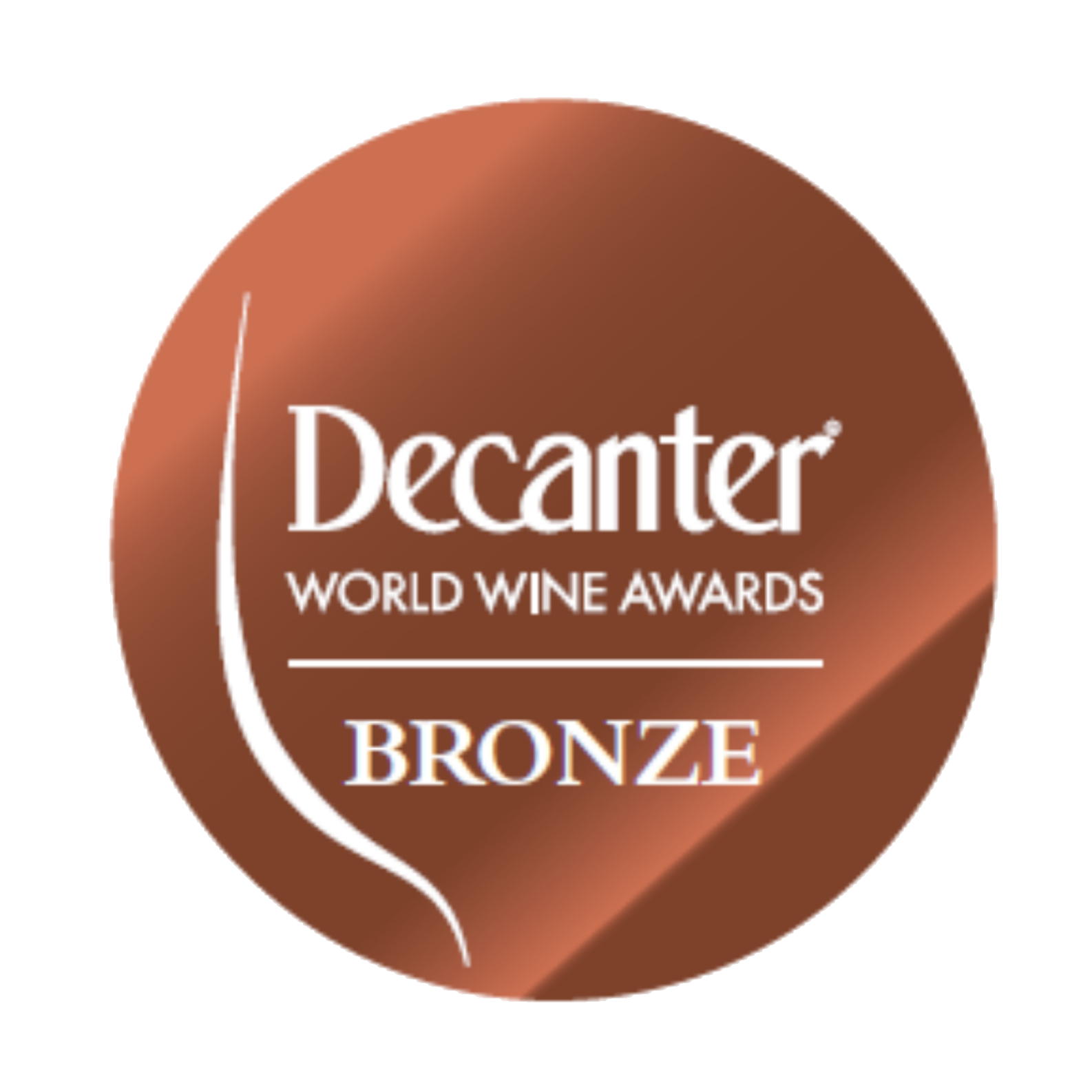Decanter Bronze 2020