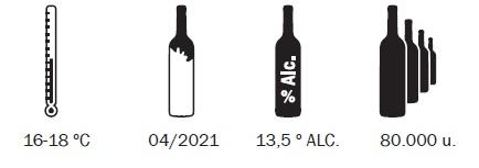 Red Wine La Boscana 2020 | Costers del Sió Winery