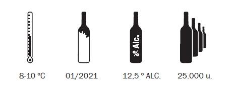 Celistia Vino Blanco 2020